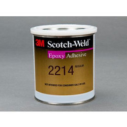 3M Scotch Weld Epoxy & Acrylic Adhesive 2214 - Quart Pack