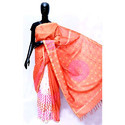 Printed , Party Wear , Mixed Tussar Silk Saree