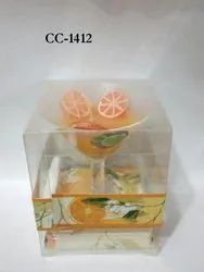 CC-1412 Gel Wax Candle (1 Pc / Pkt)