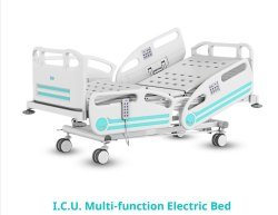 I C U Multi Function Electric Bed