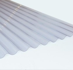 PVC Corrugated Roof Sheet