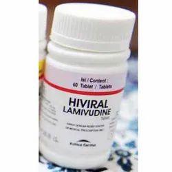Hiviral Lamivudine Tablets