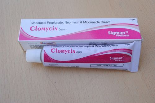 Clobetasol Propionate , Neomycin And Miconazole Cream