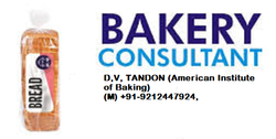 Bakery Consultant