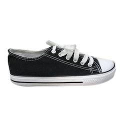 Ladies Canvas Shoe, Size: 4-7