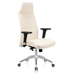 Off White Executive Chair