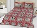 Elegant Cotton Double Bedsheets