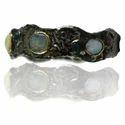 Fire Opal Cuff Bangles