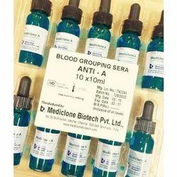 Blood Grouping Sera Anti - A