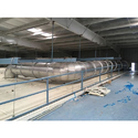 Galvanized Iron 20 Gauge Spiral Duct, For Industrial