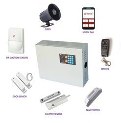 Mayur Protector Duos Burglar Alarm System