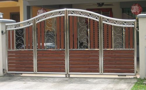 front gate models for house