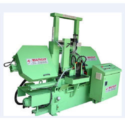 Aluminum Slab Cutting Machine