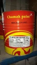 1411-HR Aluminium Bright Enamel Paint
