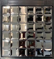 Steel Mosaic ( SS 304), Thickness: 6 - 8 mm