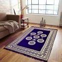 Blue Chenille Carpet