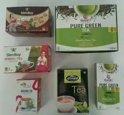 Paper Tea Packaging Box