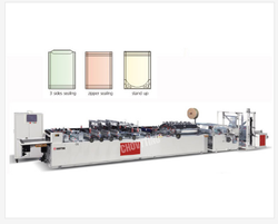 Heavy Duty Multifunction Laminated Bag Making Machine