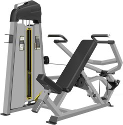 CE 3006 Shoulder Press, Size: (LxWxH) 1850 X 1220 X 1320 Mm, Packaging Type: Box