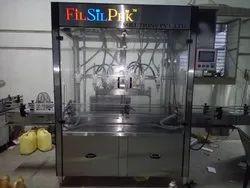 AutomaticOil Filling Machine