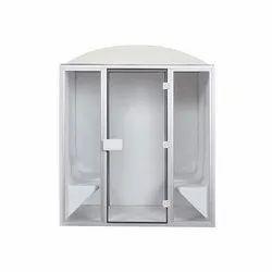 Prefabricated Modular Steam Room 4 Seater