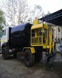 Bitumen Pressure Distributor In Gujarat