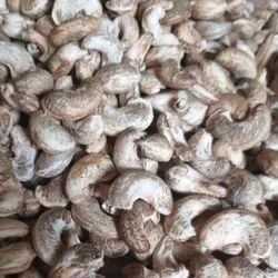Steamed White Cashew Nuts, Packaging Size: 10 Kg