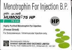 Humog-75 HP Injection