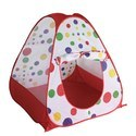 婴儿帐篷的房子