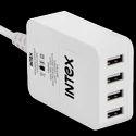 Charger 4A 4 Port USB ISC3017U