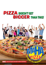 Maha Pizza
