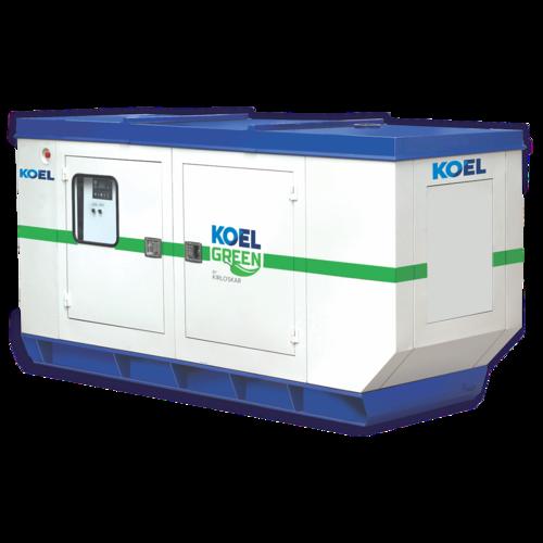 Kirloskar 62.5 kVA Diesel Generator, KG1-62.5AS