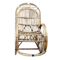 Antique Cane Rocking Chair