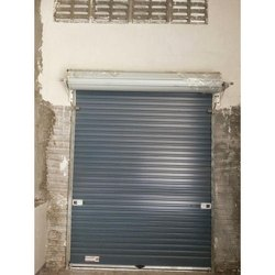 Color Coated Mild Steel Rolling Shutter