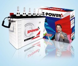 Z-Power Inverter Battery, Warranty: 2, 3 and 4 years