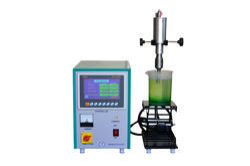 Ultrasonic Processor for Dispersing