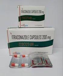 Itraconazole 200 Mg cap