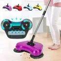 All in One Sweep Drag 360 Degree Multi-Functional Broom Machine