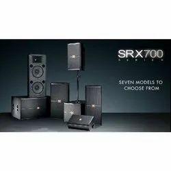 JBL Srx 700 Series Speakers