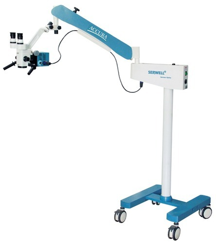 Serwell Surgical Operating Microscope, Acccura, Rs 450000 /piece   ID:  20435659397