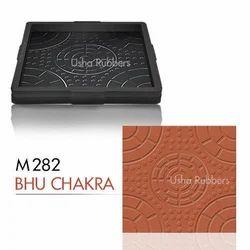 M282 Bhu Chakra Rubber Mould