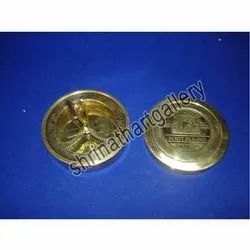 Lid Compass, Packaging Type: Box
