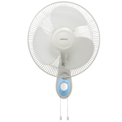 Platina HS Wall Fan - 400 Mm Sweep White