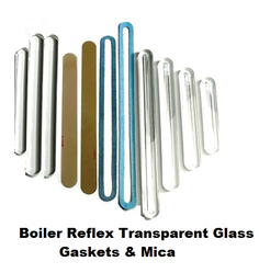 Toughened Glass, Mica & Gaskets