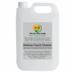 Railway Coach Cleaner