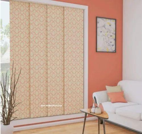 Panel Blind प्लीटेड ब्लाइंड Smart Decor Ernakulam Id