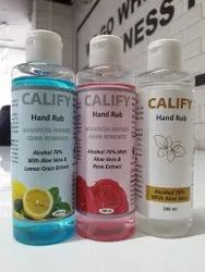 200 Ml Calify Hand Rub With 70% Isopropyl Alcohol