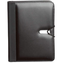 Bonded Leather Notebook Portfolio Folders