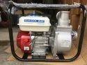 Wattrr Pump With Engine   Petrol