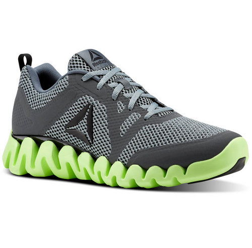 reebok rbk shoes, Mens Wholesale Reebok ZigTech Shoes Gray